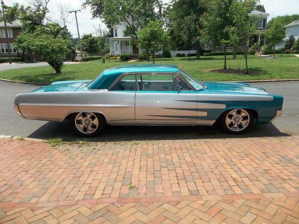 1964 Pontiac Catalina Ventura Custom Resto-Mod Street Rod Cruiser NO  RESERVE!!!