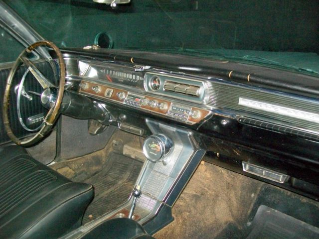 1964 pontiac grand prix california car solid orig paint interior drive line classic. Black Bedroom Furniture Sets. Home Design Ideas