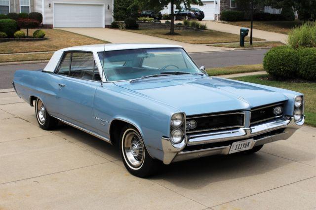 1964 Pontiac Grand Prix Hot Street Rat Rod Not 1963 Gto Buick Ford Chevy Impala Classic