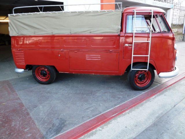 1964 Vw Truck : Restored quot rare vw sc pickup california beach