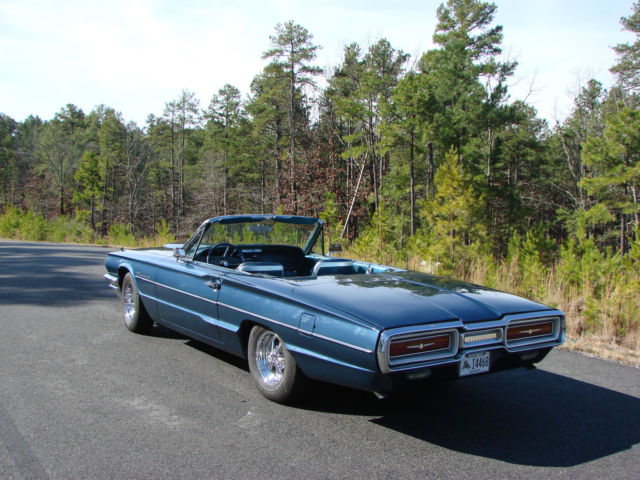 1964 Thunderbird Convertible Excellent Condition 70