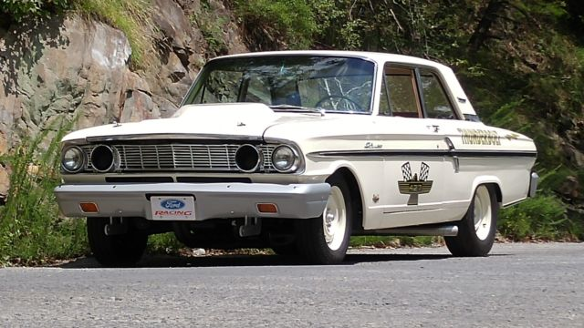 1964 thunderbolt fairlane must see classic ford fairlane for Thunderbolt motors and transmissions