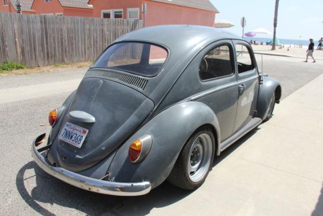 1964 Volkswagen Beetle Electric Vehicle EV Conversion Lithium Ion 30KW - Classic Volkswagen ...