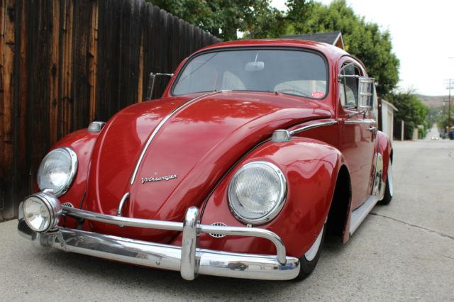 1964 Volkswagen Beetle Sunroof Classic Volkswagen Beetle