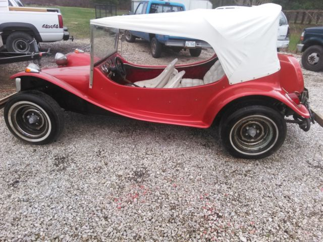 1964 Volkswagen Dune Buggy Vw Car Truck Atv Beetle Berry
