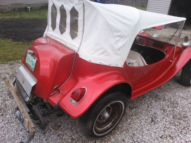 1964 Volkswagen Dune Buggy VW Car truck atv beetle berry mini t 4 classic van vw - Classic ...