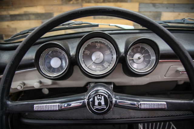 1964 Volkswagen Notchback 1500 S Type 3 Sunroof RARE...superb originality WOW - Classic ...