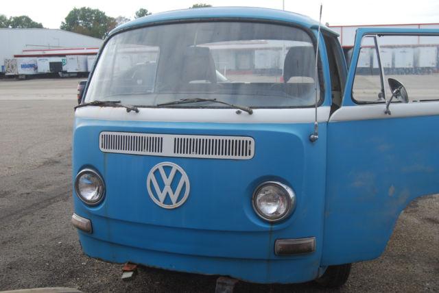 1964 Volkswagen Utility Truck Classic Volkswagen Utility