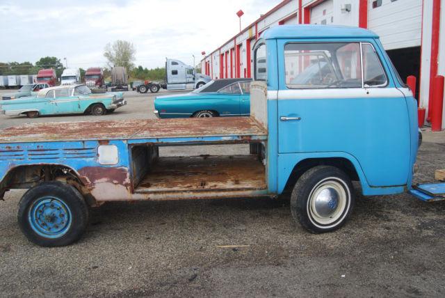 1964 Vw Truck : Volkswagen utility truck classic