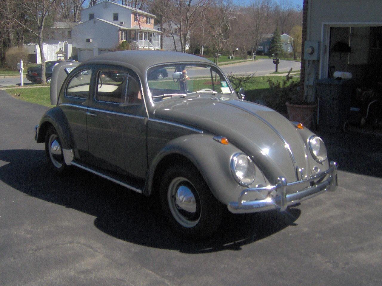 1964 VW Beetle, original, never restored - Classic ...