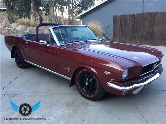 1964 5 1964 1 2 ford mustang 1965 k code convertible hipo rare holy grail car classic ford. Black Bedroom Furniture Sets. Home Design Ideas