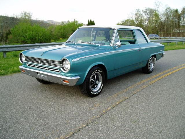 1965 Amc Rambler American 330 51k Miles Garage Kept