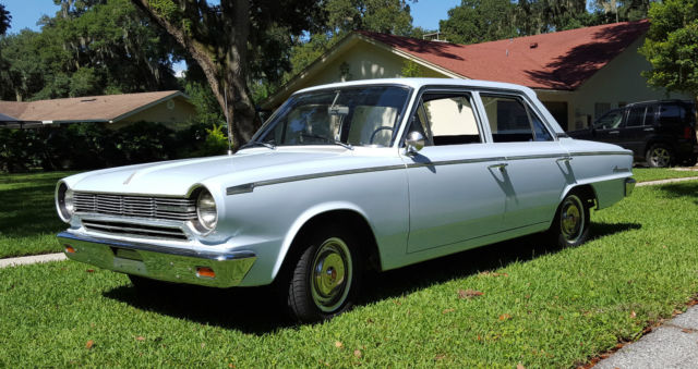 1965 amc rambler american 330 baby blue classic amc. Black Bedroom Furniture Sets. Home Design Ideas