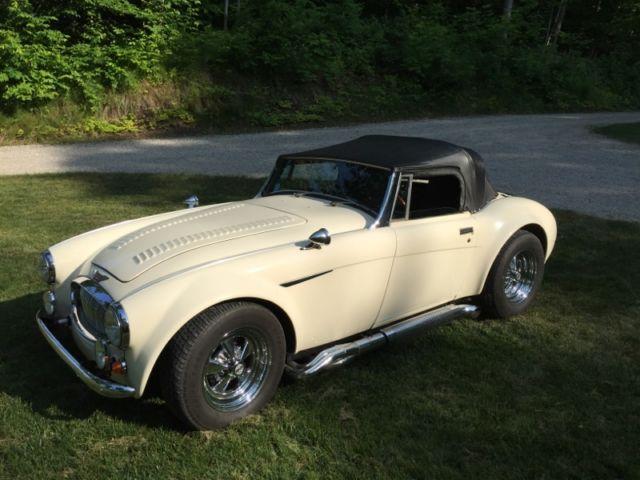 1965 Austin Healey 3000 Replica Ac Cobra Like Classic
