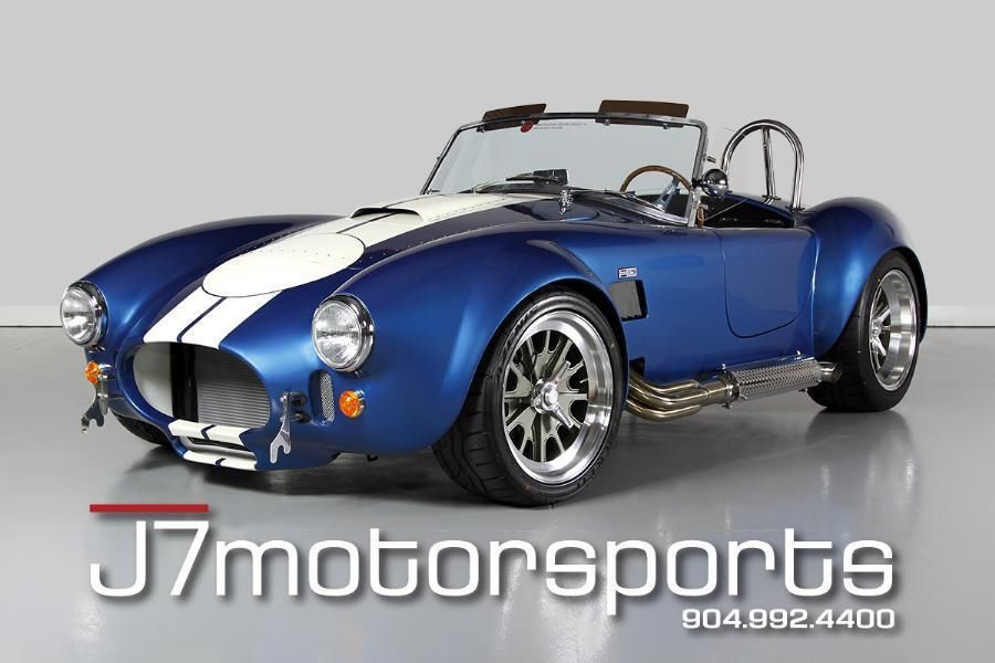 1965 Backdraft Cobra Roush 427 Brand New! - Classic Shelby