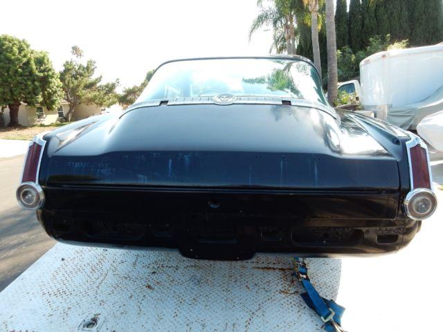 1965 Barracuda Blue
