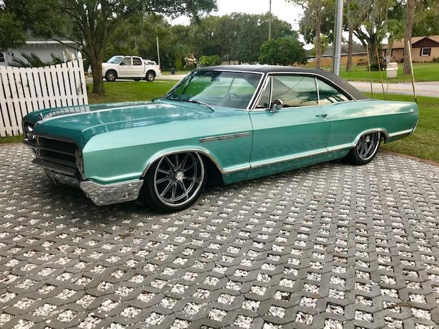 Buick Lesabre Original Paint Air Ride Gs Impala Chevrolet on 1965 Buick Lesabre Convertible Engine Options