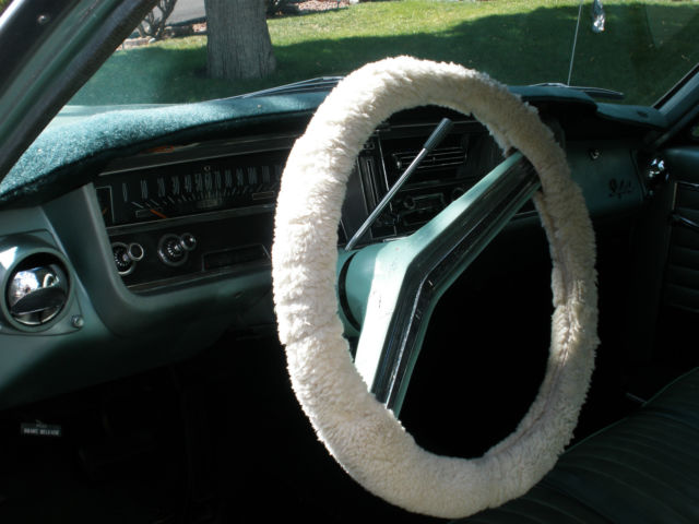 Buick Skylark Wildcat Nailhead Engine Sedan Door