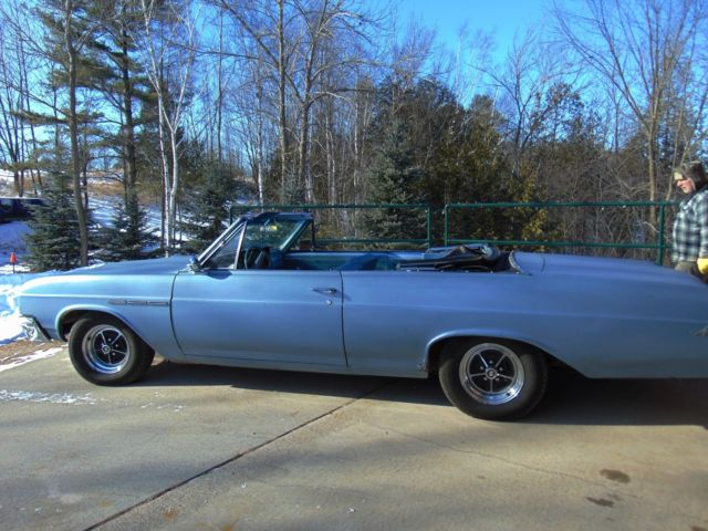 1965 buick special convertible 300 v 8 turbo glide. Black Bedroom Furniture Sets. Home Design Ideas