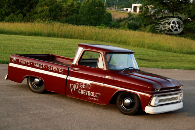 S L besides  furthermore Gmc Chevrolet Crew Cab Pickup Rat Rod Shop Truck Not Ford Dodge likewise Chevrolet C Pickup Bagged Air Ride Chevy Truck Hot Rat Rod New Wood Bed as well Ed Db Ba C A A E B. on 1965 chevy truck rat rod