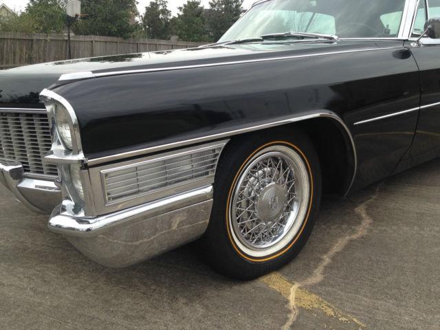 1965 Cadillac Convertible Beautiful Restoration Classic Cadillac