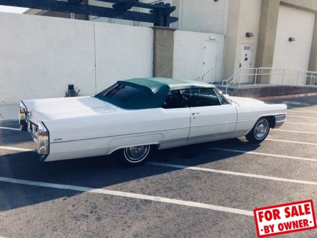 1965 cadillac deville convertible rebuilt 429 engine for 429 cadillac motor for sale