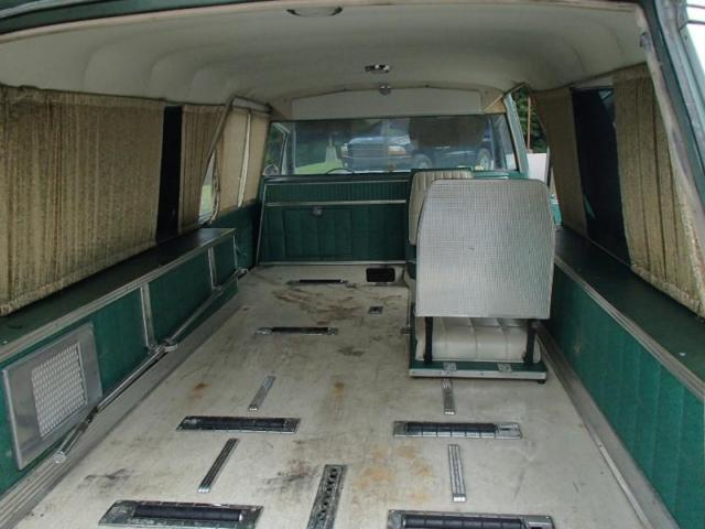 1965 Cadillac Fleetwood Ambulance Funeral Hearse Limo Body