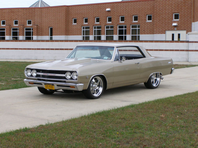 1965 Chevelle Pro Touring Master Piece Incredible High