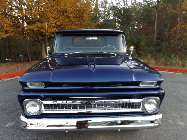 frame off restoration 65 chevy   classic chevrolet c 10 1965 for sale