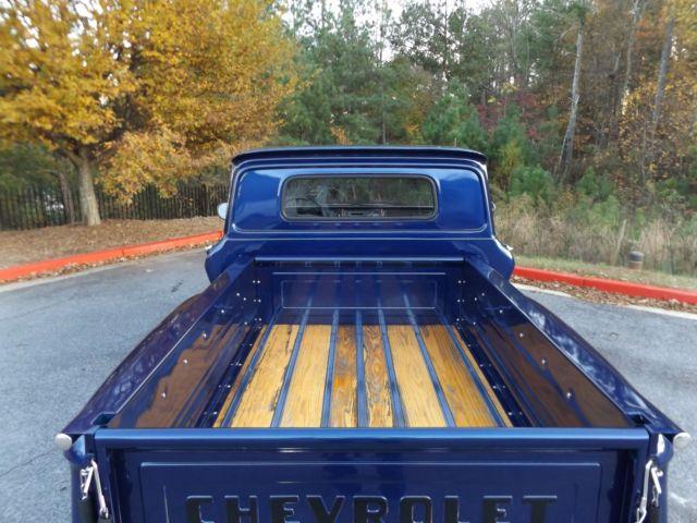Chevrolet C Stepside Frame Off Restoration Chevy