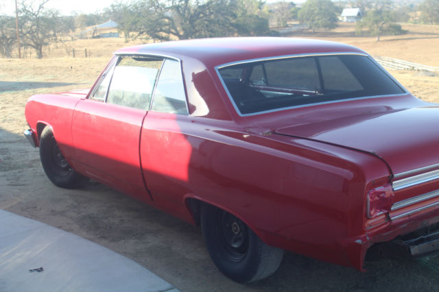 Sell Junk Cars >> 1965 Chevrolet Chevelle salvage WRECKED - Classic ...