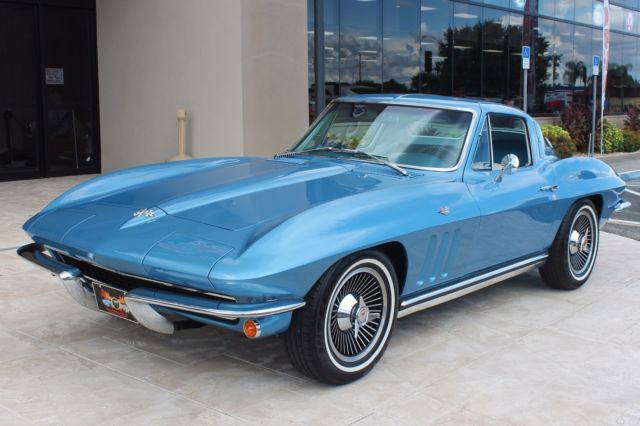 1965 chevrolet corvette 39 s matching 327ci 300hp auto ps 0 nassau blue classic chevrolet. Black Bedroom Furniture Sets. Home Design Ideas