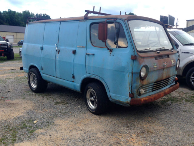 1965 chevrolet g10 van one owner barn find patina rat rod classic custom classic. Black Bedroom Furniture Sets. Home Design Ideas