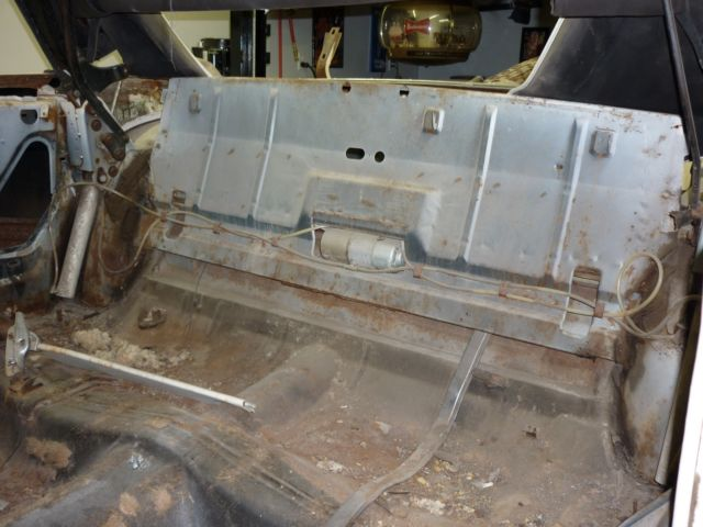 1965 Chevrolet Impala SS Convertible (project) + NOS & New