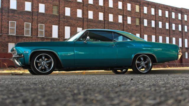 1965 Chevrolet Impala Ss Pro Touring Restomod Classic