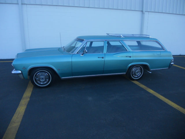 1965 chevrolet impala station wagon classic chevrolet impala 1965 for sale. Black Bedroom Furniture Sets. Home Design Ideas