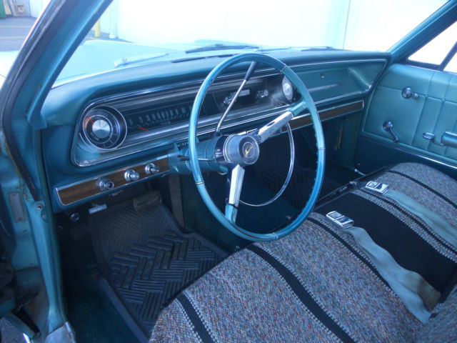 1965 Chevrolet Impala Station Wagon Classic Chevrolet