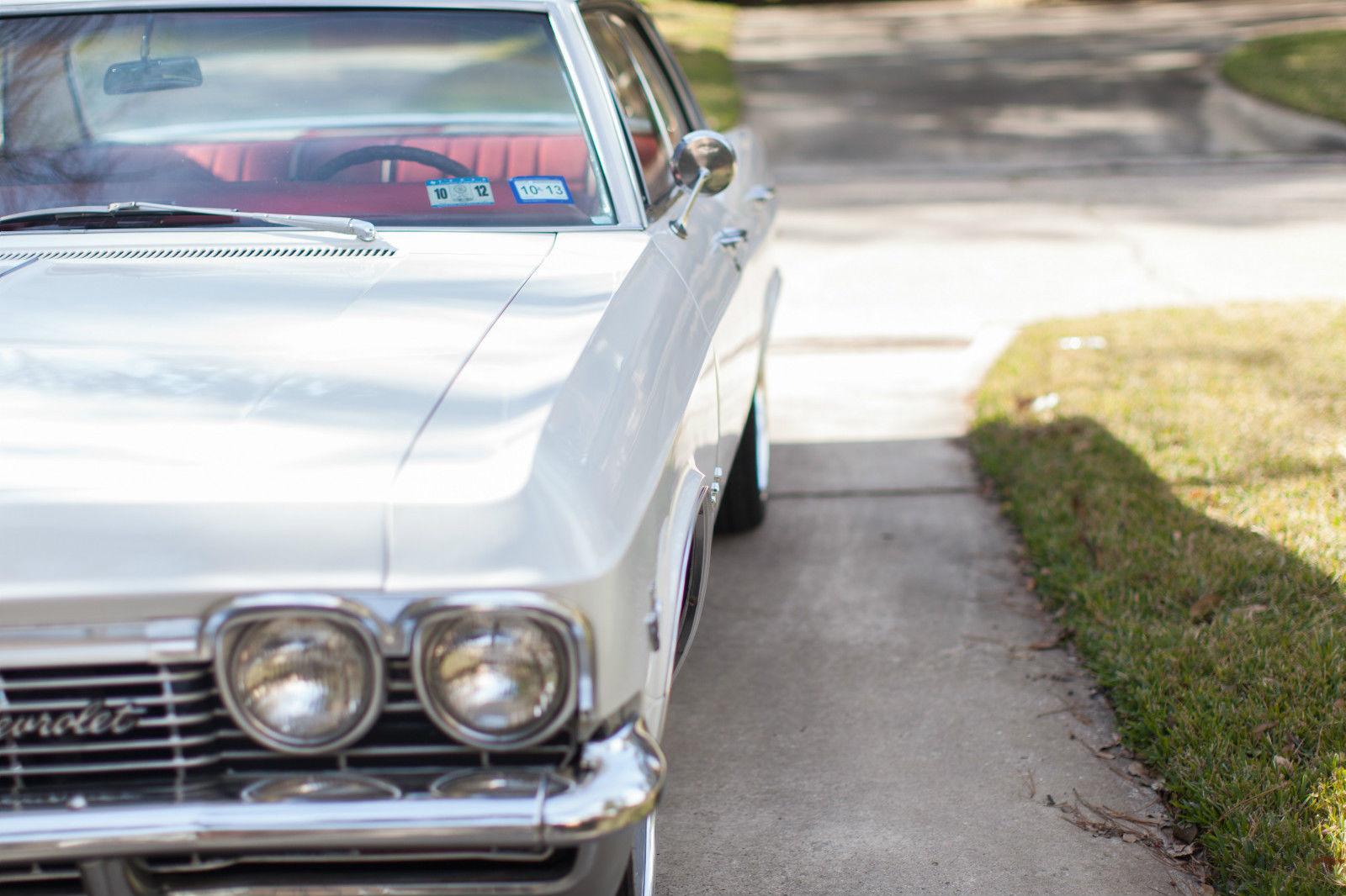 1965 Chevy Impala Resto Mod Pro Touring 400hp 40k