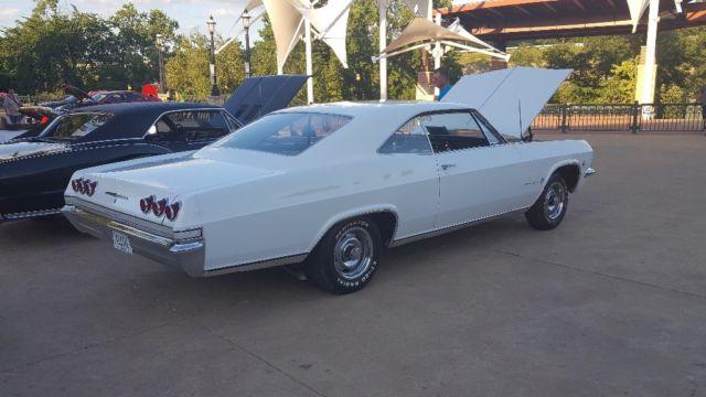 1965 Chevy Impala Sport Coupe Classic Chevrolet Impala