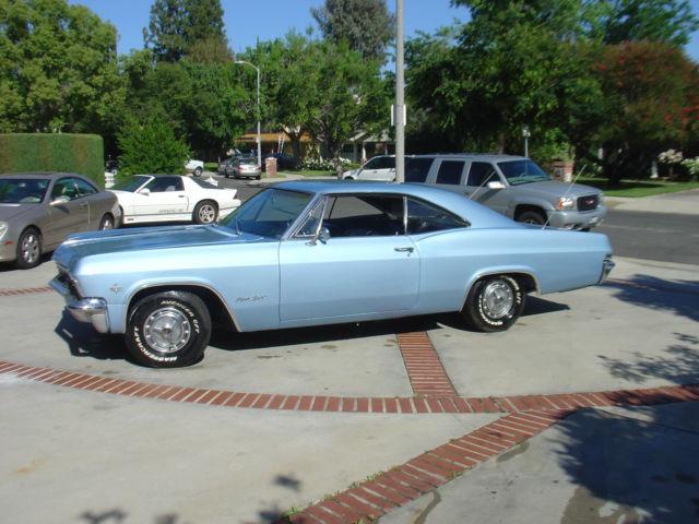 1967 Chevy Impala Craigslist >> 1965 Chevy Impala Ss Fastback 1962 1963 1964 1965 1966 1967