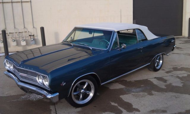 1965 chevy malibu ss chevelle convertible classic. Black Bedroom Furniture Sets. Home Design Ideas