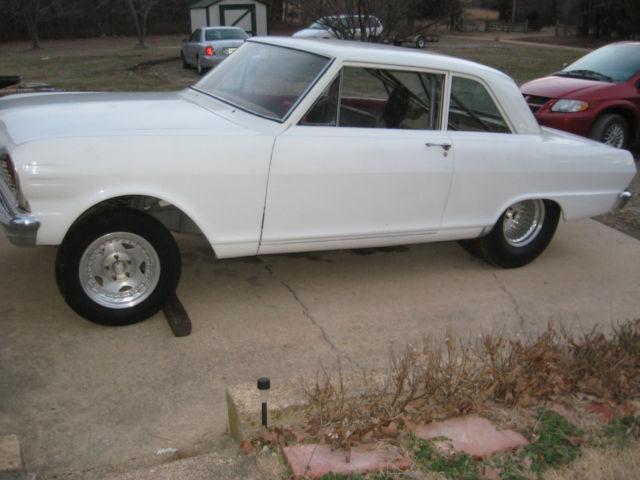 1965 Chevy Nova 2 roller - Classic Chevrolet Nova 1965 for sale