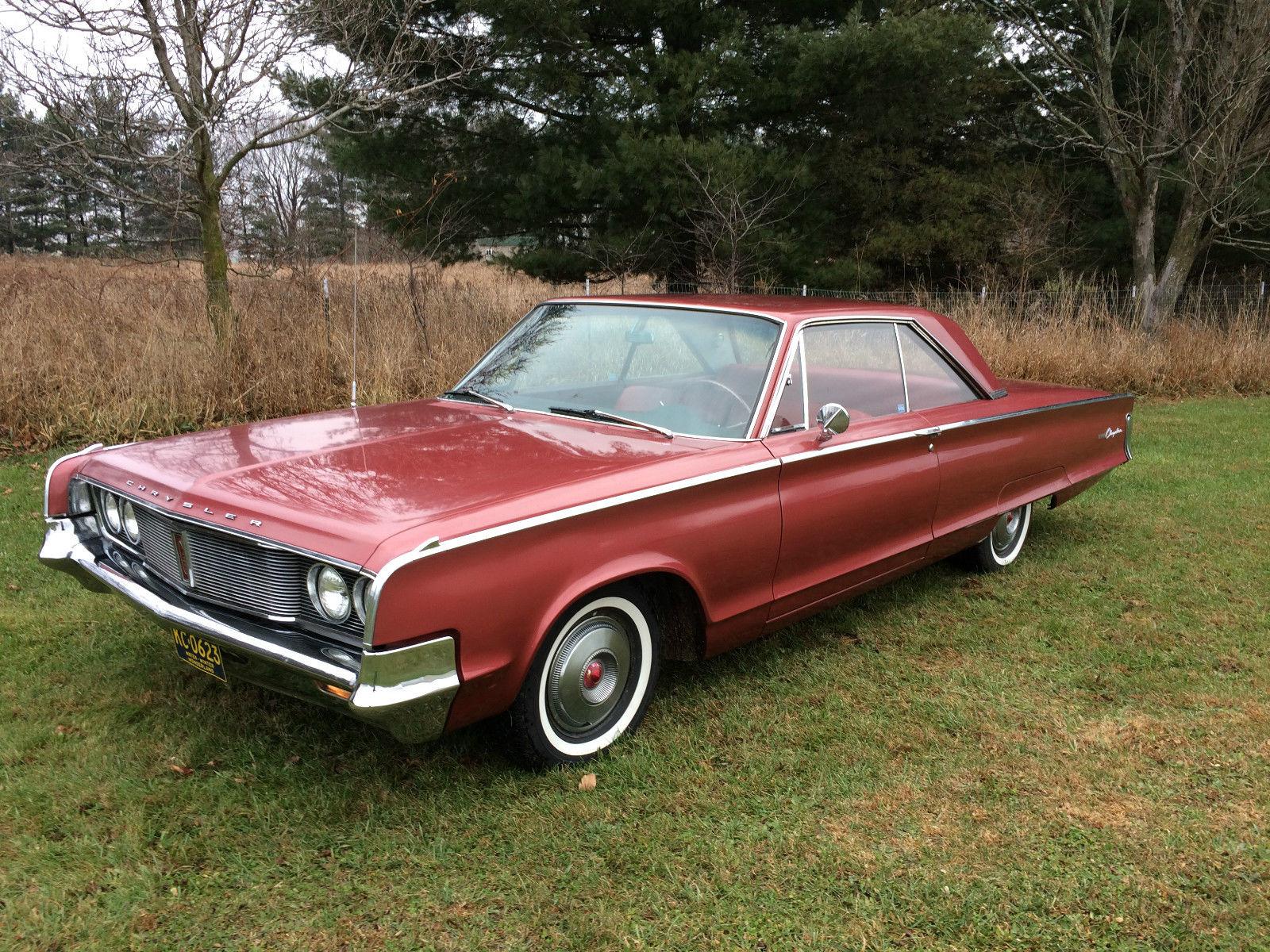 1965 Chrysler Newport 383 Mopar Classic Chrysler Newport
