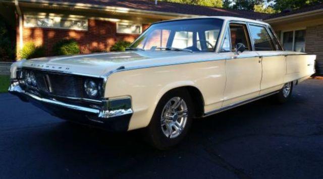 1965 Chrysler Newport Town Sedan Classic Chrysler