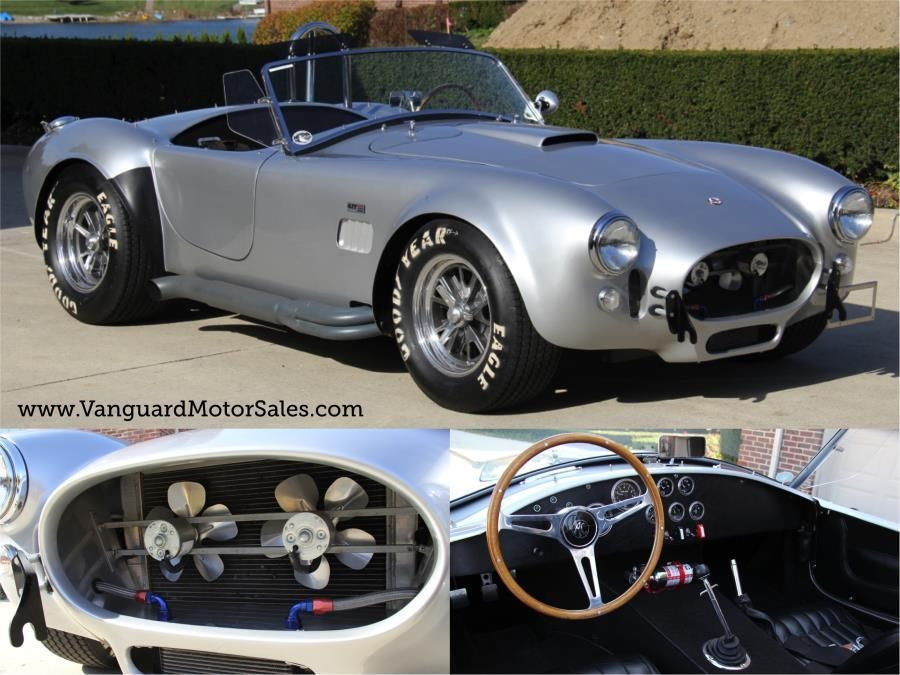 1965 Cobra 427 S/C - Unique Motorcars 427 Side Oiler - Classic ...