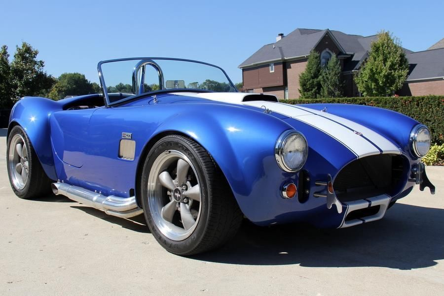 1965 Cobra 4 6l Fuel Injected 5 Speed 4 Disc Factory 5