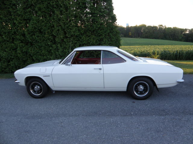 1965 Corvair 500 Cp Classic Chevrolet Corvair 1965 For Sale