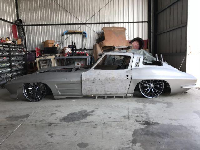 1965 Corvette Pro Touring Project - Classic Chevrolet