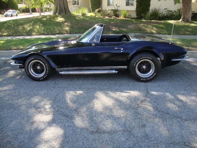 1970 Corvette For Sale By Owner >> 1965 Corvette Roadster 65 Flared Fenders Mild Custom Hot Rat Rod Gasser Chevy - Classic ...