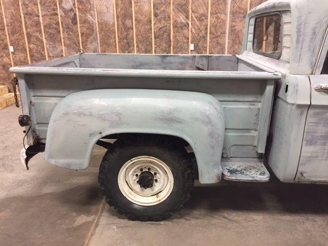 1965 Dodge 4 Door Step Side Short Box Pickup Truck